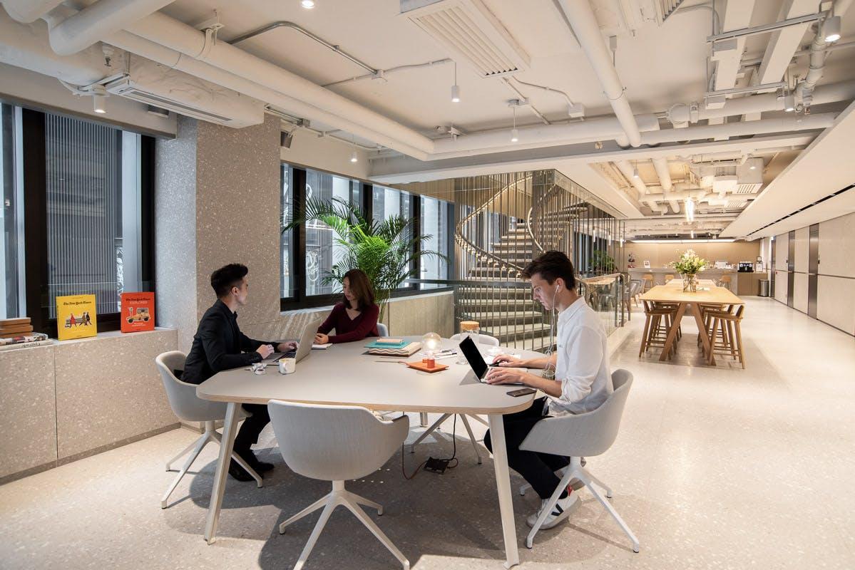 Office Space in Hong Kong | Spaces